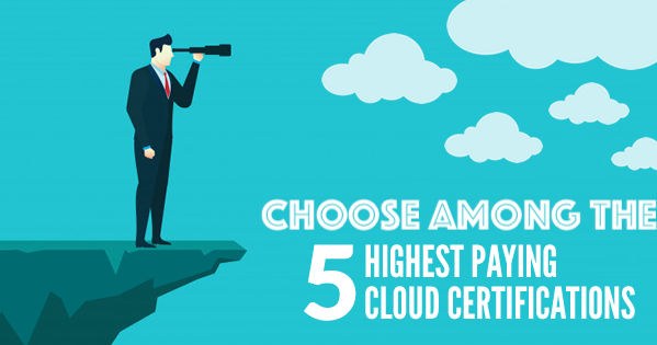 Top Paying IT Certifications For IT Professionals