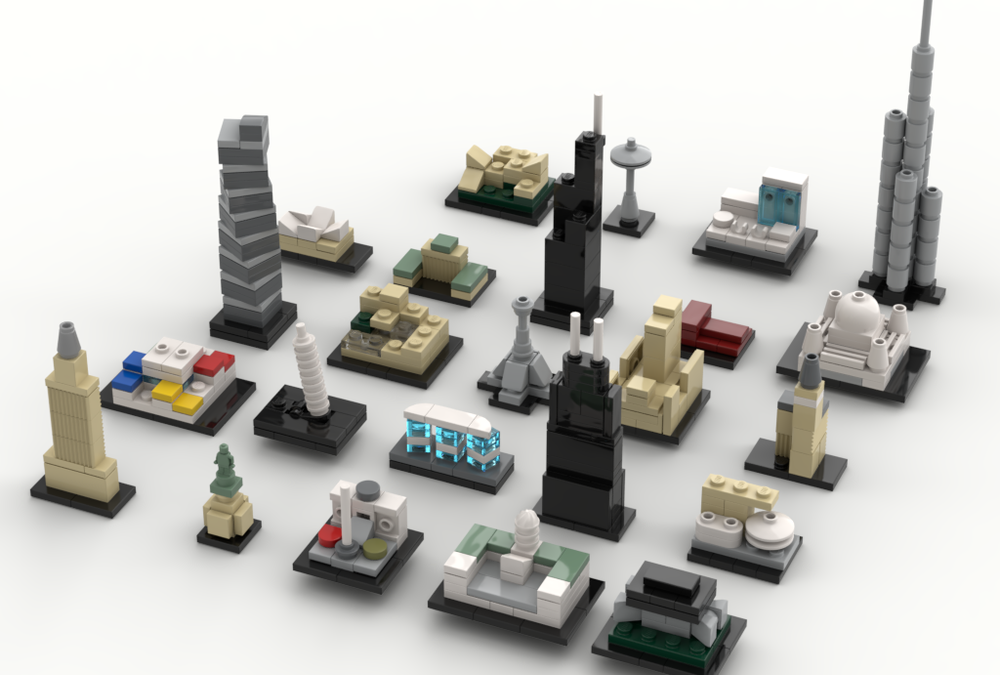 Tips About Architecture Kits