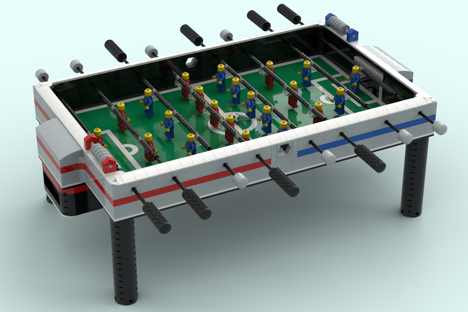 Why You Should Purchase A Foosball Game Table
